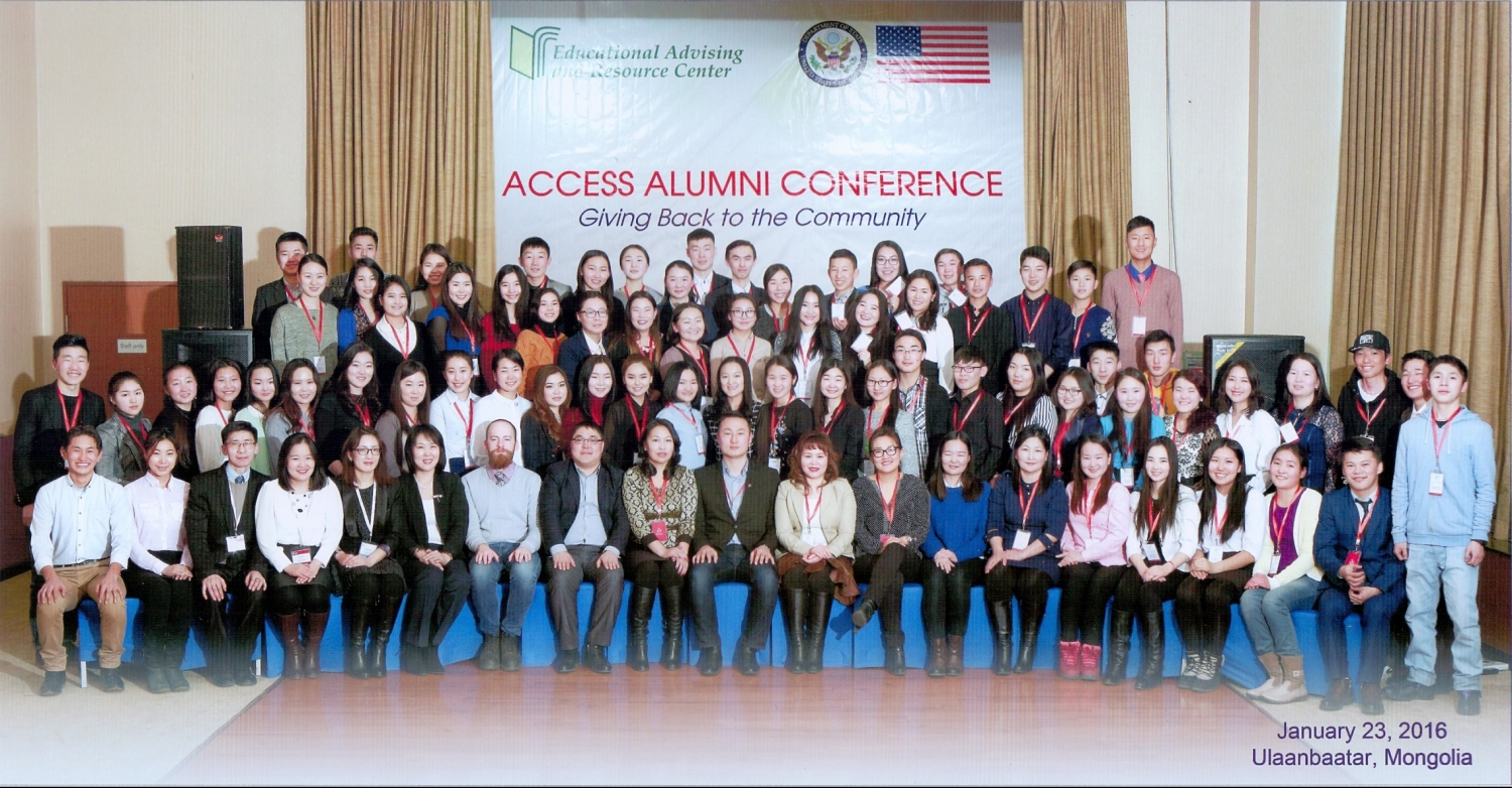 Access Mongolia Alumni Conference held successfully under a
