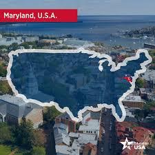 Meet the state of Maryland!... - EducationUSA Latvia | Facebook